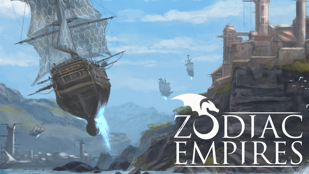 Zodiac Empires: a Pathfinder & DnD 5e RPG Fantasy Setting project video thumbnail