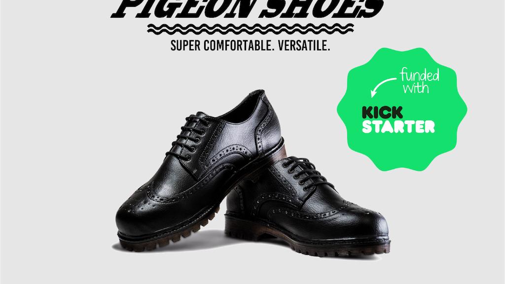 PIGEON SHOES - A Super Comfortable & Versatile Work Shoe project video thumbnail