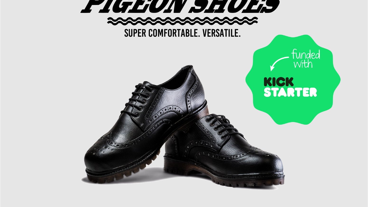 From $150 USD WITH FREE WORLDWIDE SHIPPING! PIGEONS are handmade for supreme comfort, and provide a versatility unique to the work shoe