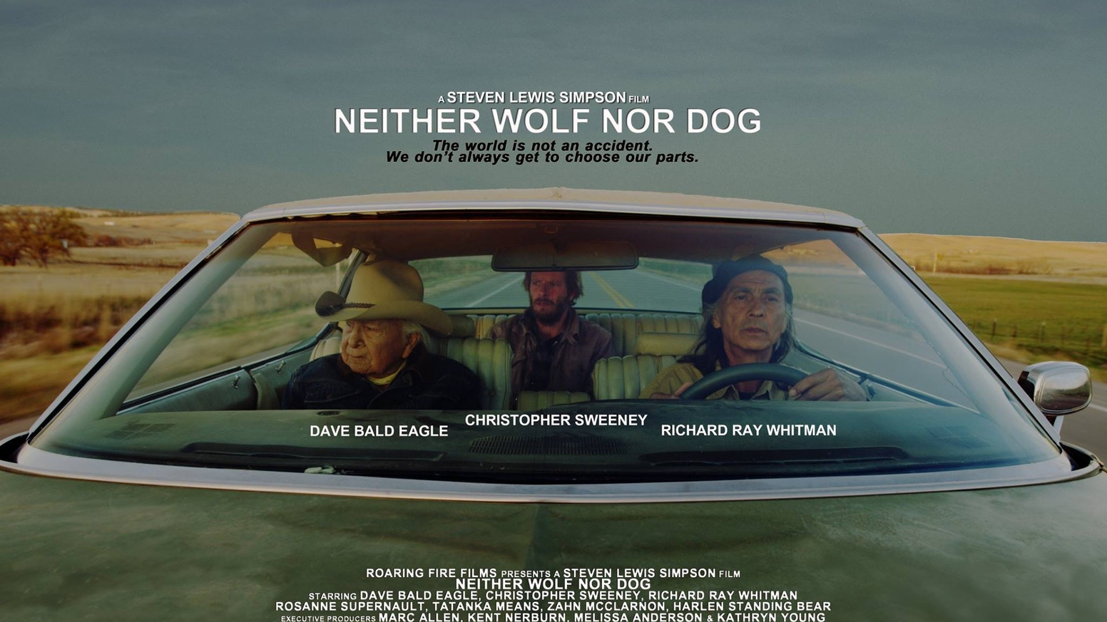 Help a movie adaptation of Kent Nerburn's award winning Native American novel, Neither Wolf Nor Dog directed by Steven Lewis Simpson