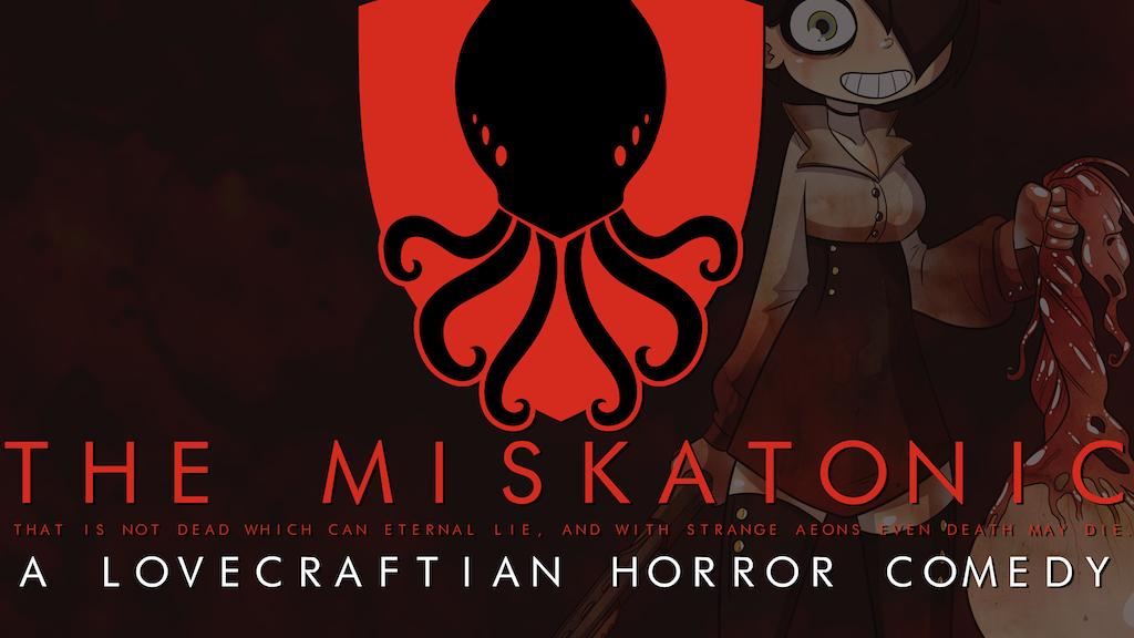 The Miskatonic project video thumbnail