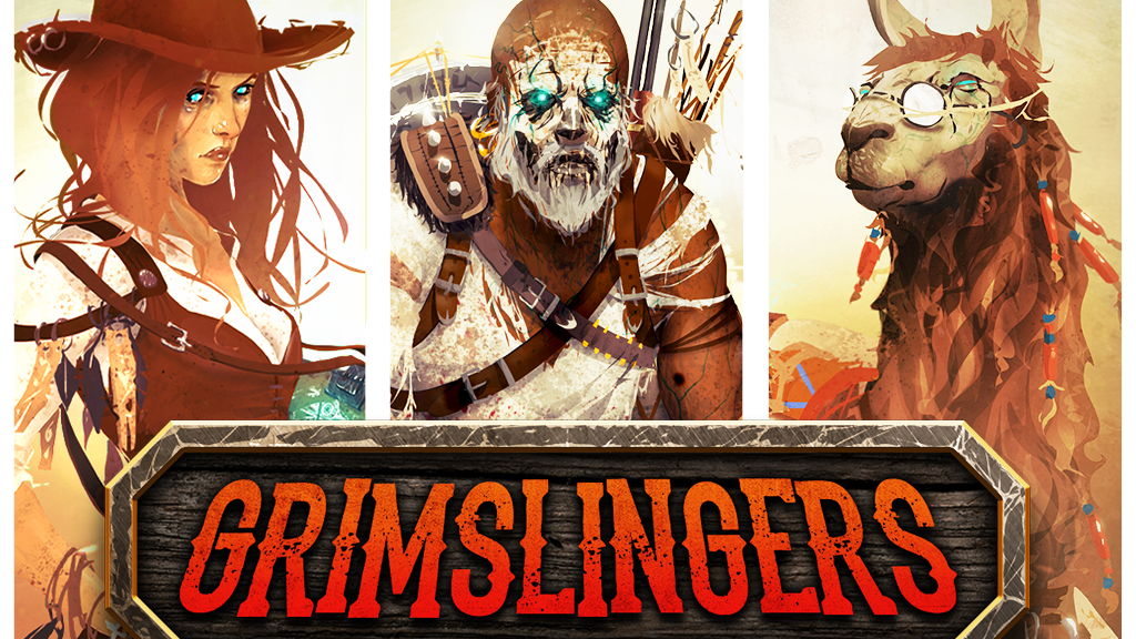 Grimslingers: A Card Dueling Game project video thumbnail