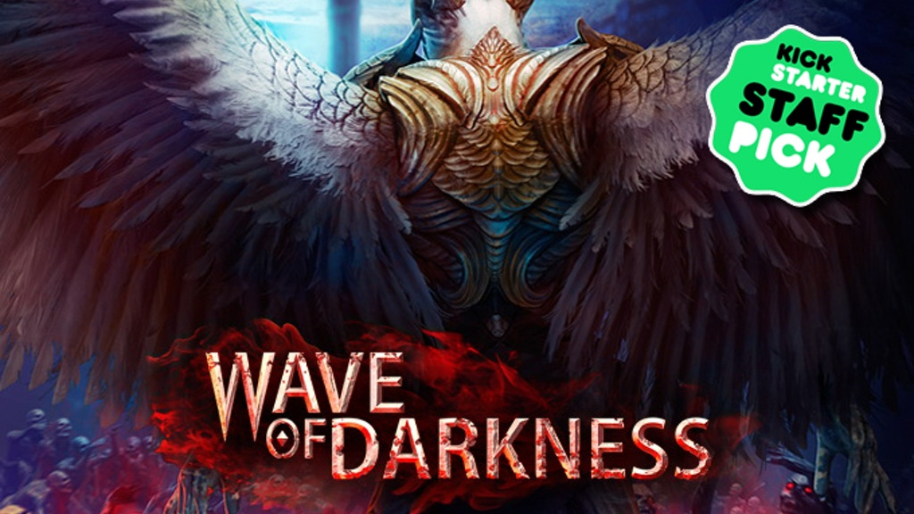 Wave of Darkness project video thumbnail