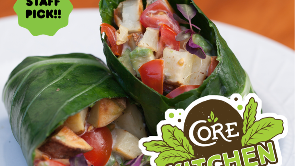 CORE Kitchen:  The world's most nourishing restaurant project video thumbnail