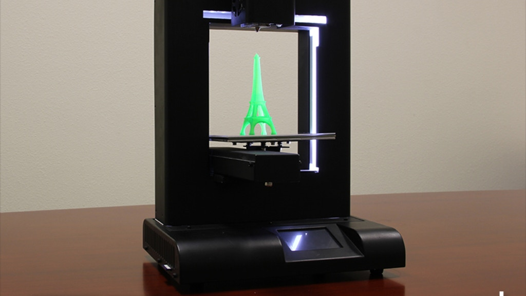 GP3D : Root - Full Metal Body 3D Printer project video thumbnail