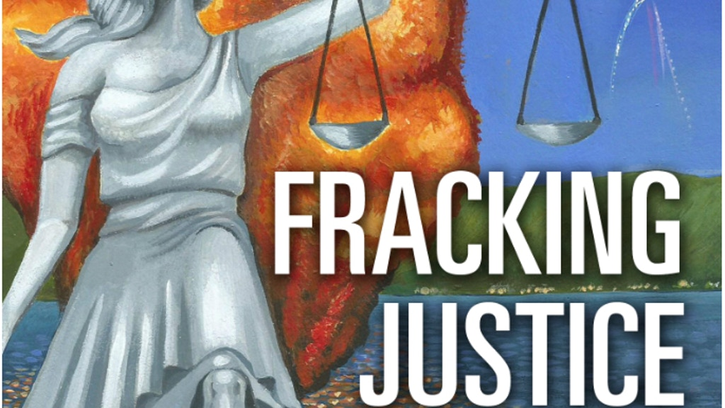 Project image for Fracking Justice: a novel