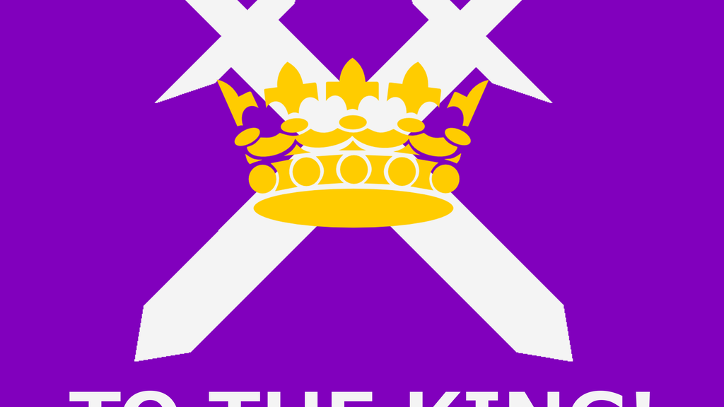 Project image for TO THE KING!