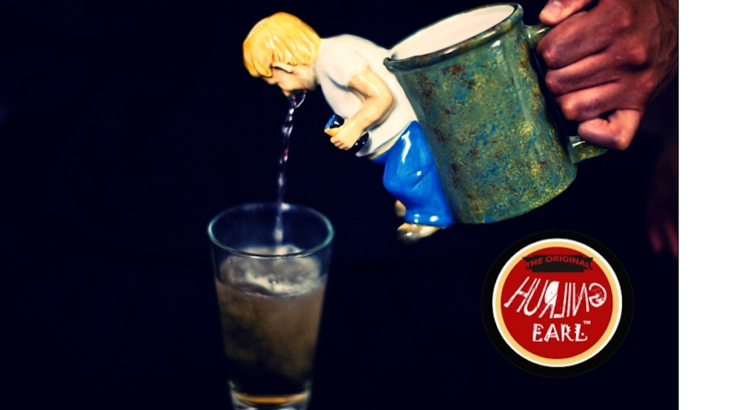 Project image for The Original Hurling Earl™ Drinking Pitcher Mug