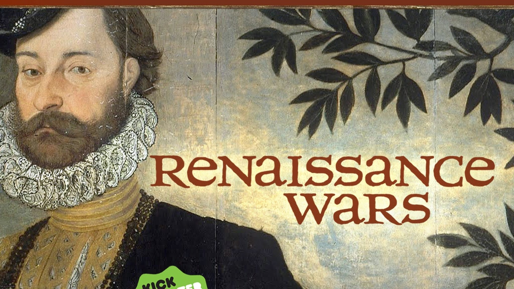 Renaissance Wars—Board Game project video thumbnail