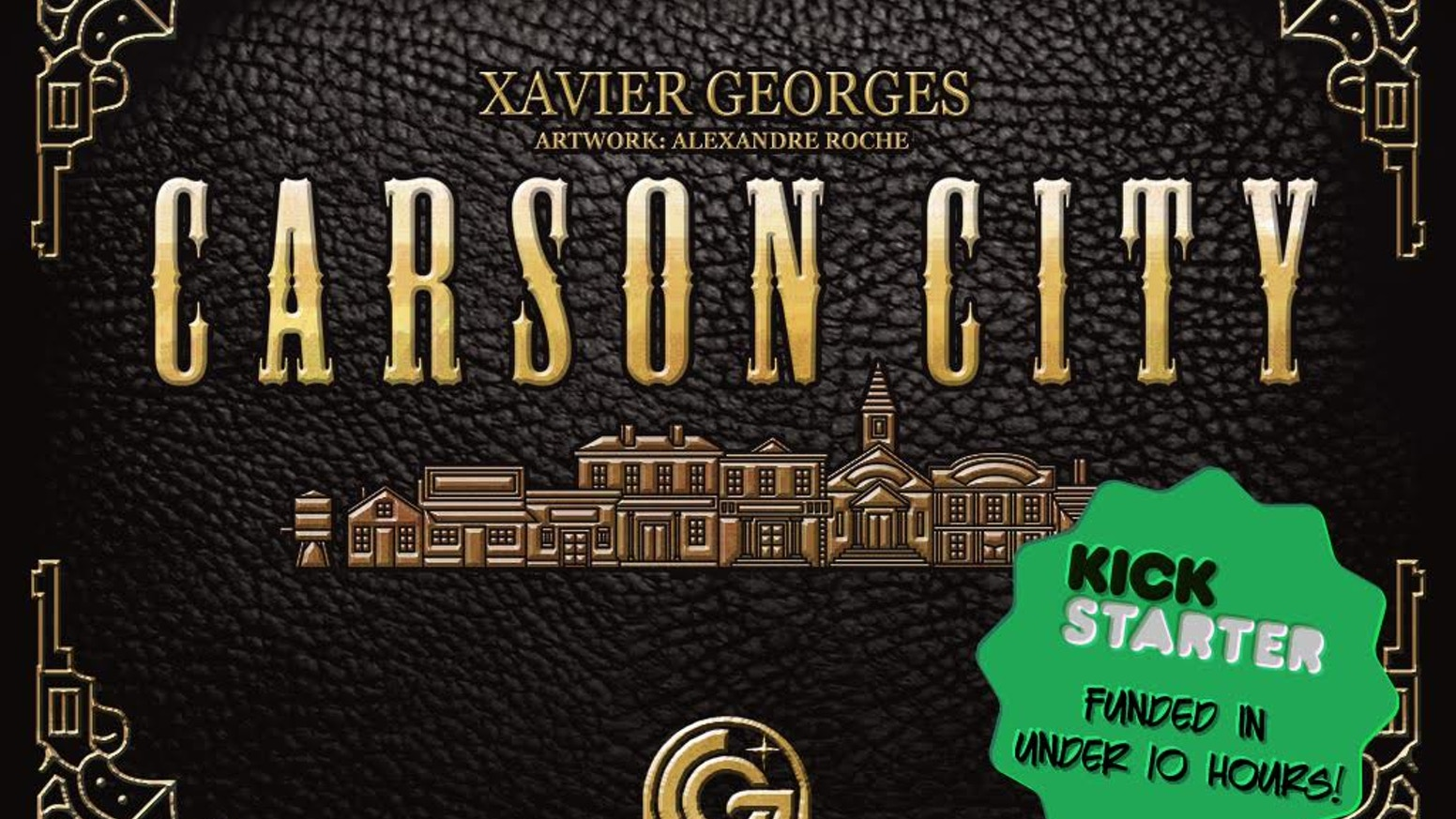 The Carson City Big Box edition is a complete collection of everything that Carson City ever offered, all expansions are included.