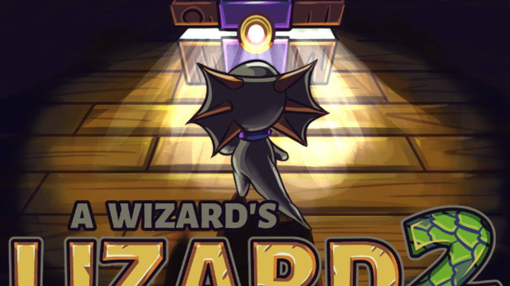 Project image for A Wizard's Lizard 2 (Steam) (Canceled)