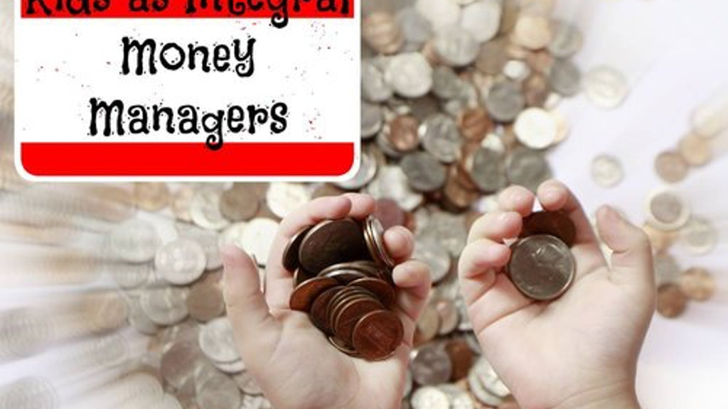 Project image for Kids as Integral Money Managers