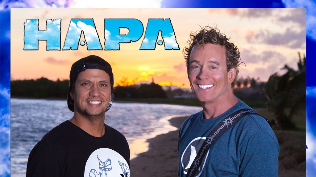 Record a magical new Hawaiian album with HAPA project video thumbnail