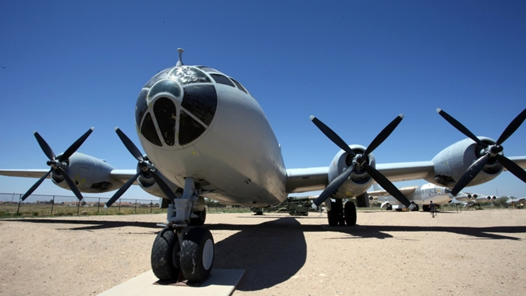 Restoration of the B-29 Superfortress at Nuclear Museum project video thumbnail