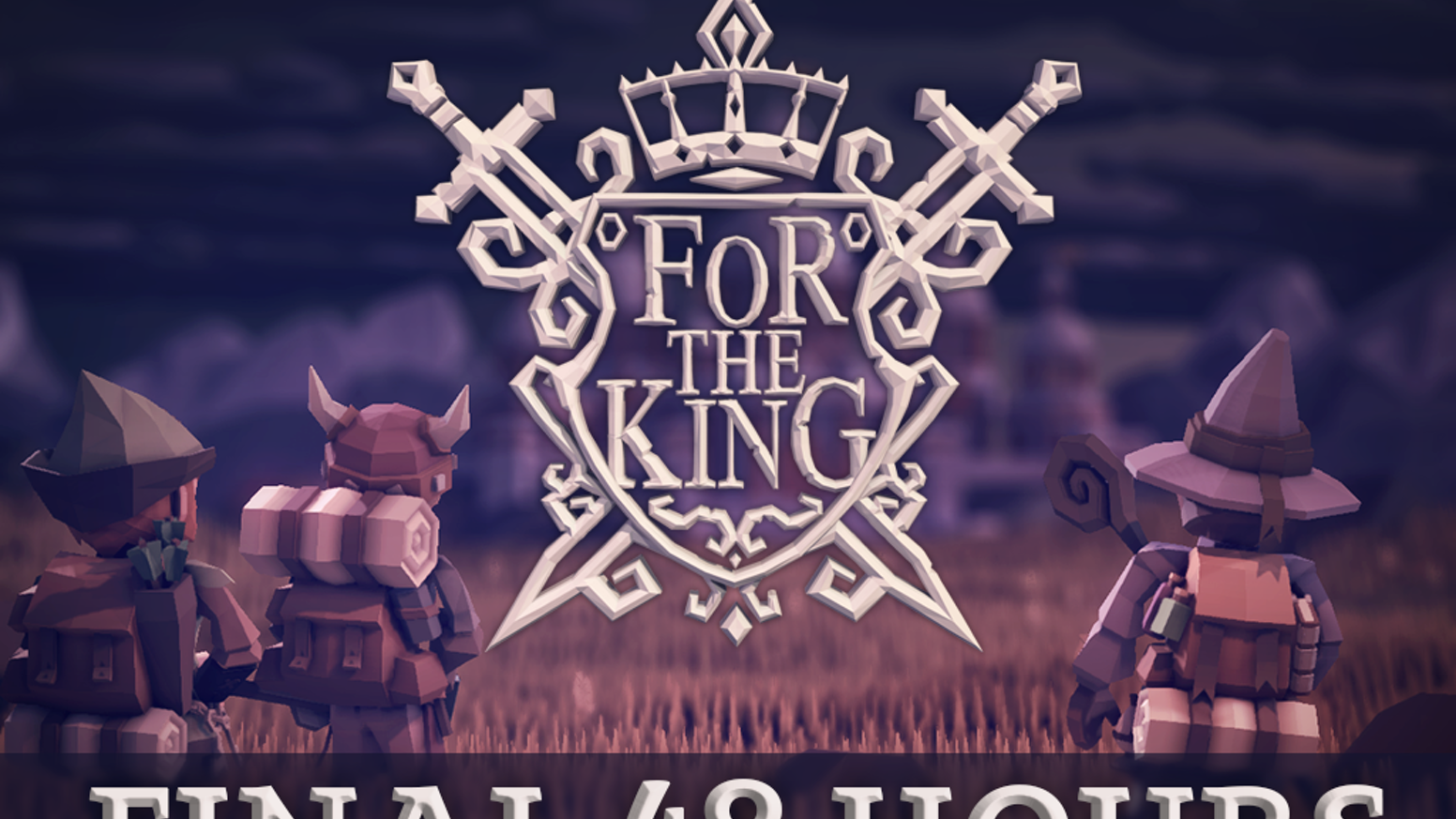 For The King By Ironoak Games Kickstarter Switch State Of Mind English Pal