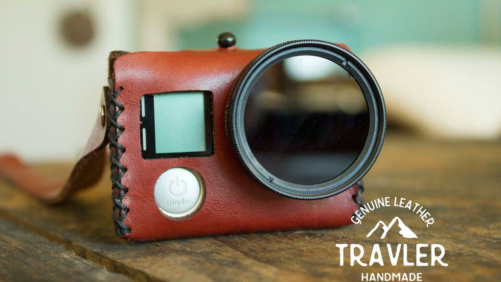 The Travler Camera Case for GoPro® project video thumbnail