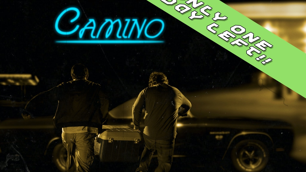 """""""Camino"""" - A Dark Comedy Feature Film project video thumbnail"""