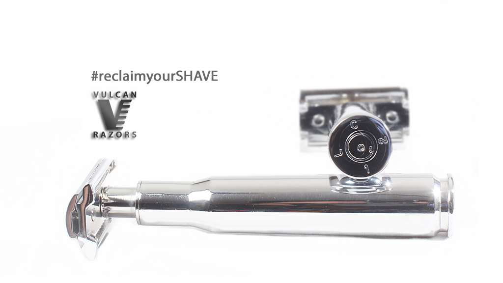 Vulcan Razors - A New Caliber of Shaving project video thumbnail
