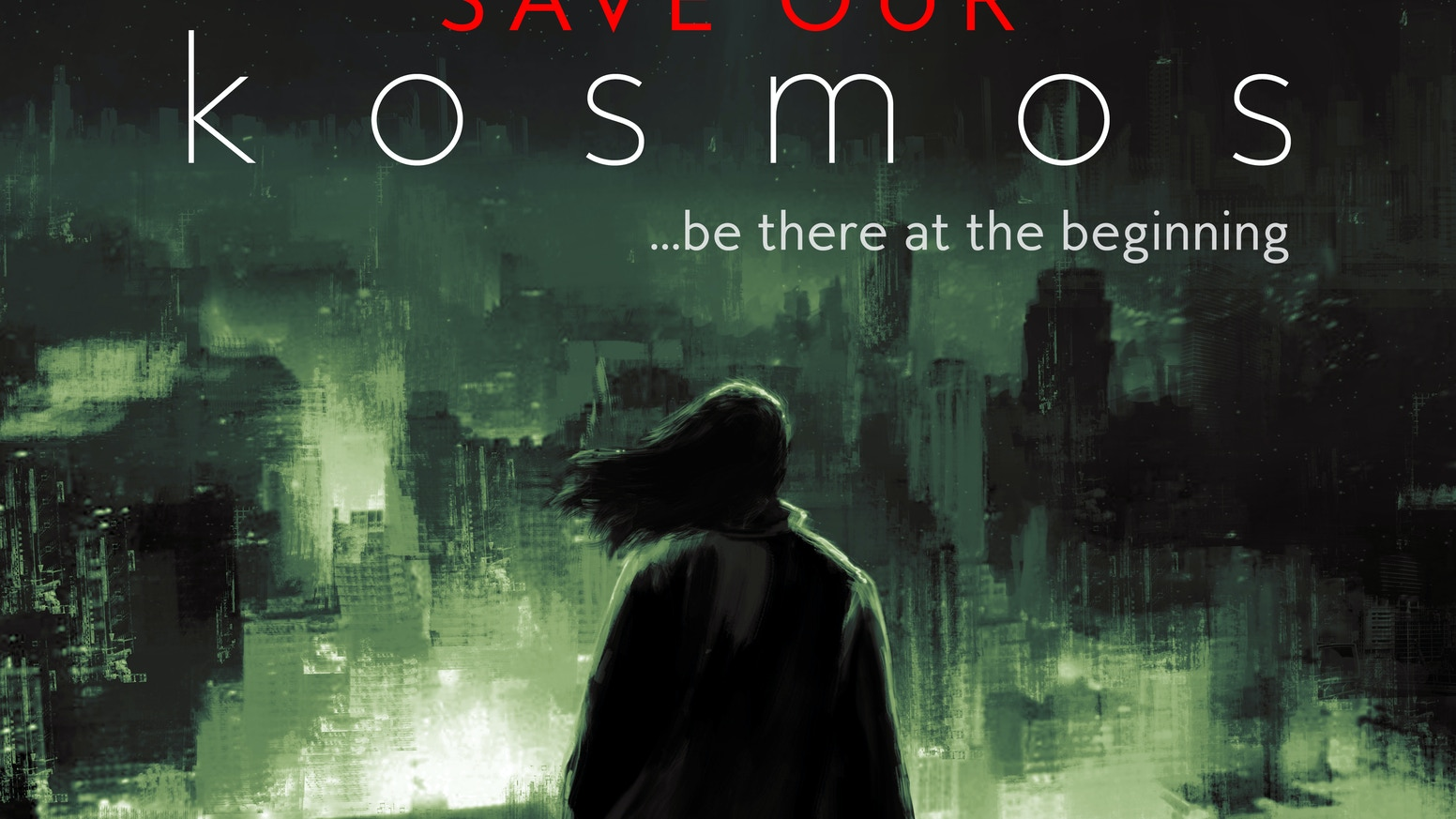 A gripping sci-fi mystery thriller from the maker of Third Contact needs your help!