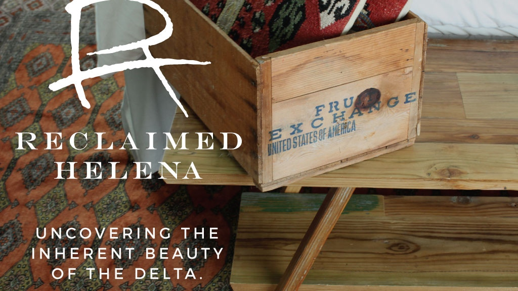 Reclaimed Helena Furniture project video thumbnail