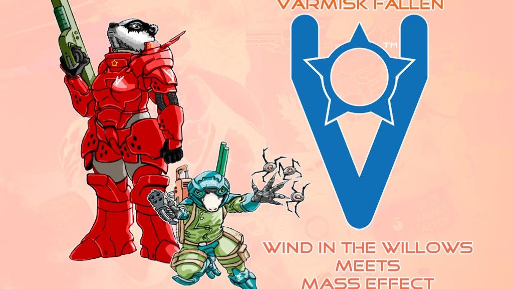 Vanguard - Varmisk Fallen project video thumbnail