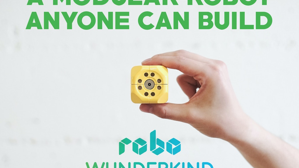 Robo Wunderkind: A robot anyone can build project video thumbnail