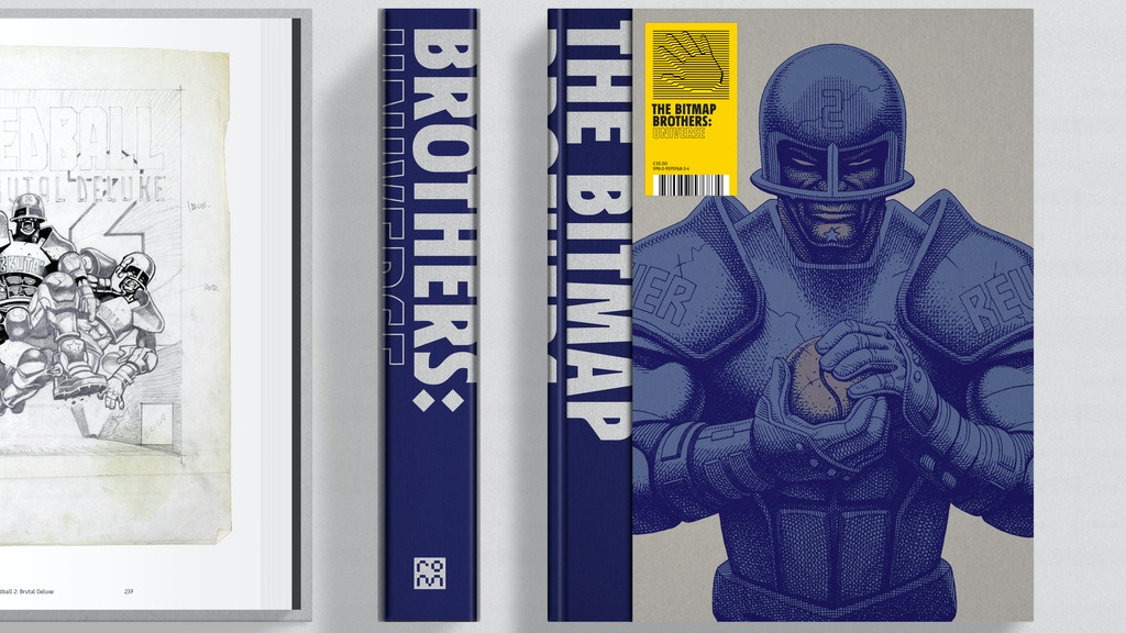 The Bitmap Brothers: Universe project video thumbnail