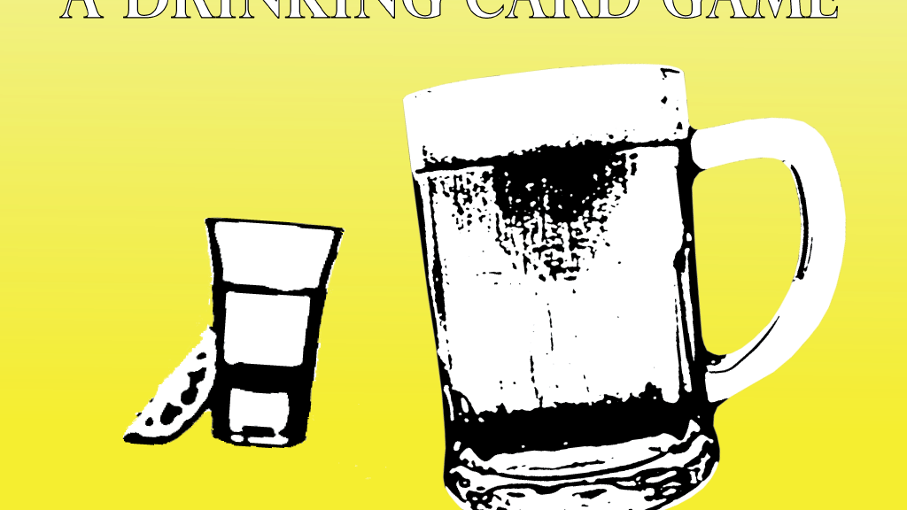 Project image for Drinking Card Game