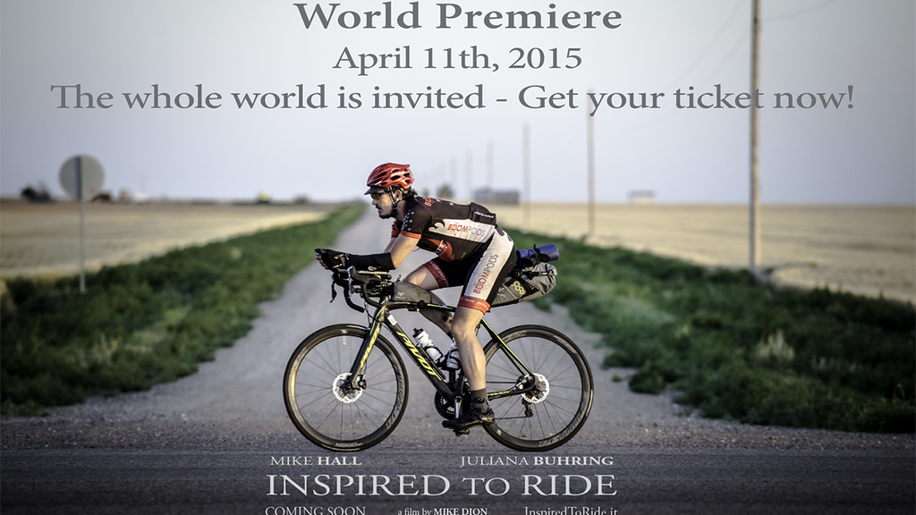 Inspired to Ride project video thumbnail