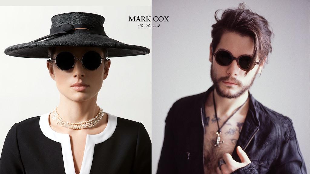 MARK COX Sunglasses project video thumbnail