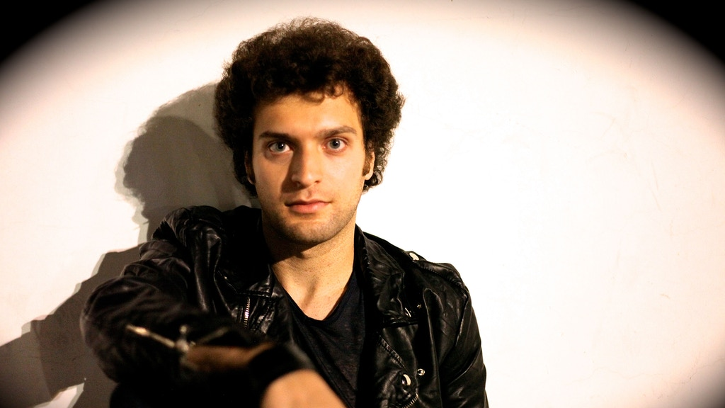 NEW Jamie Alimorad Album Produced by Gino Vannelli project video thumbnail