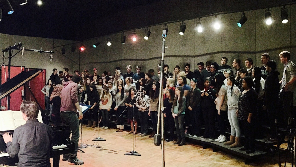 A Day in The Life: Paly High Choirs Third Studio Album project video thumbnail