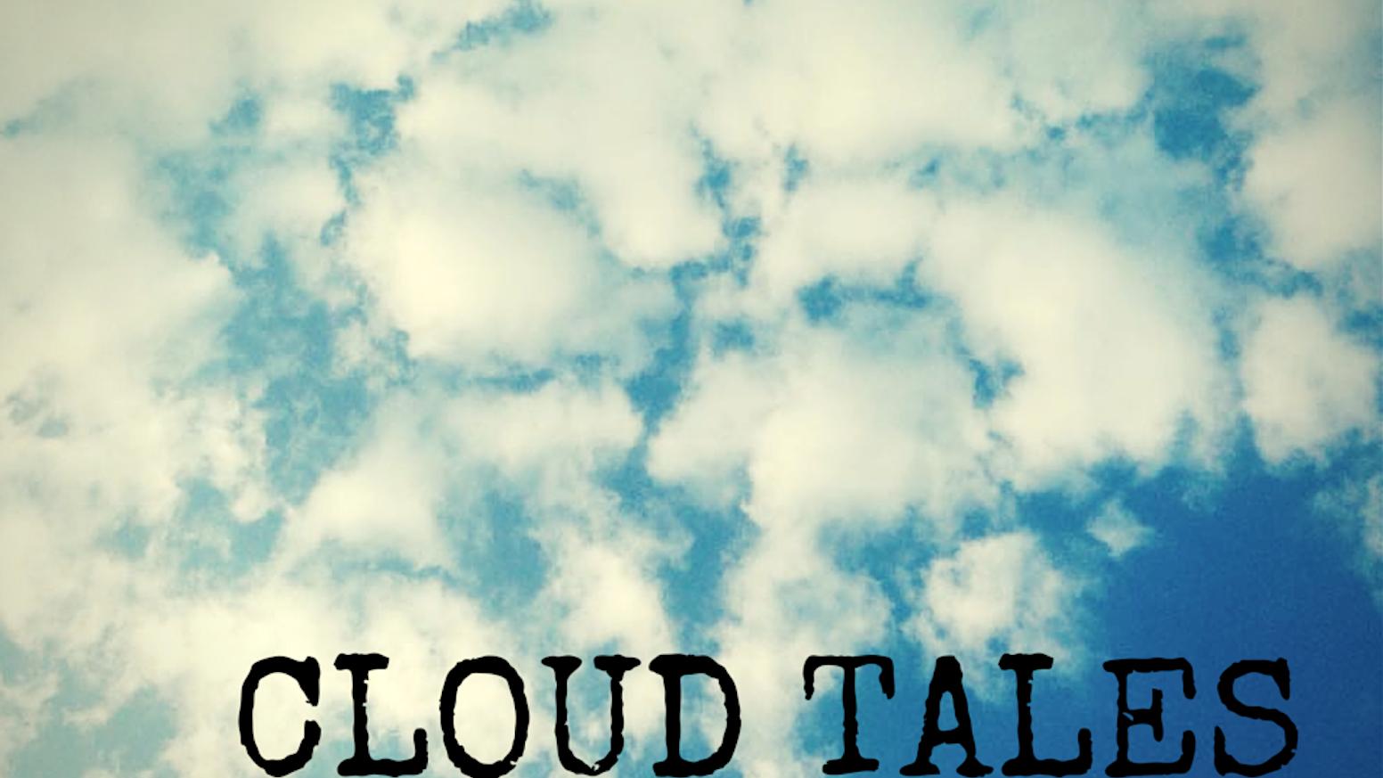 Cloud Tales: Publish First Book & Beta App in 90 Days by Sariah Ann