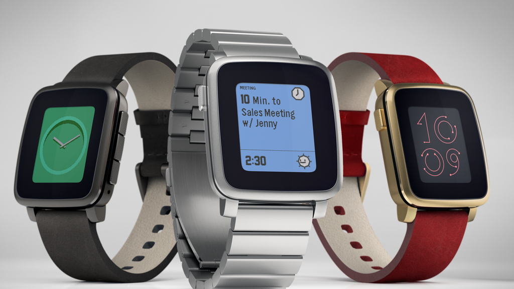 Pebble Time - Awesome Smartwatch, No Compromises project video thumbnail