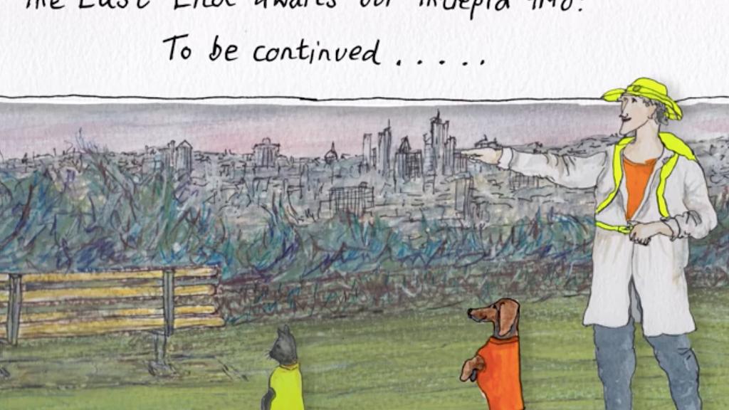 The Roxy and Rudi Roadshow Cartoon project video thumbnail