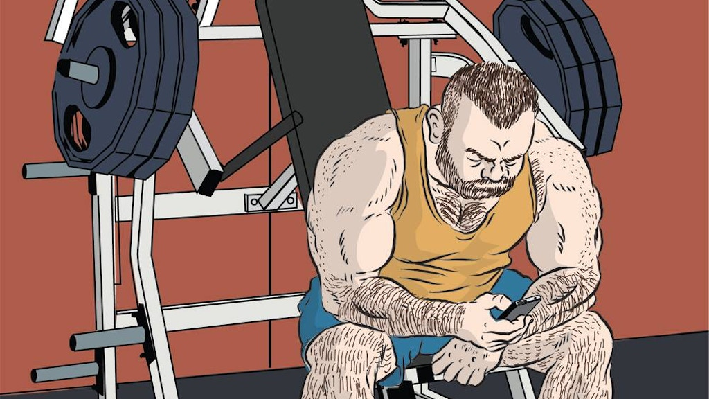 SHIRTLIFTER #5  - New Gay Comic from Steve MacIsaac project video thumbnail