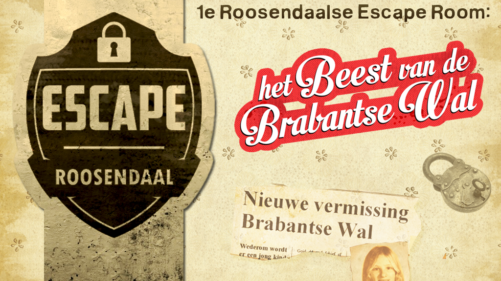 Project image for Escape Roosendaal