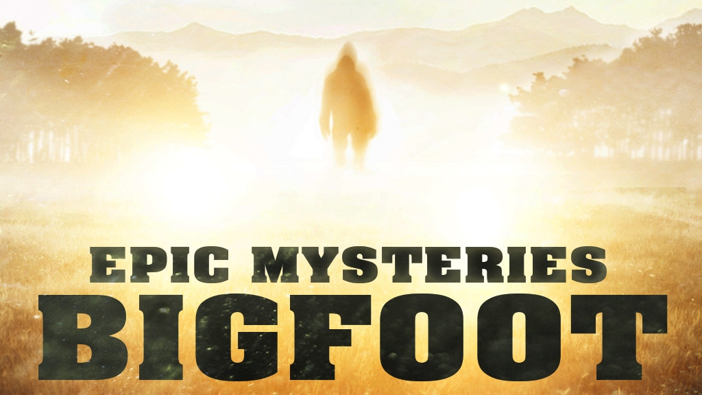 Epic Mysteries - Bigfoot project video thumbnail