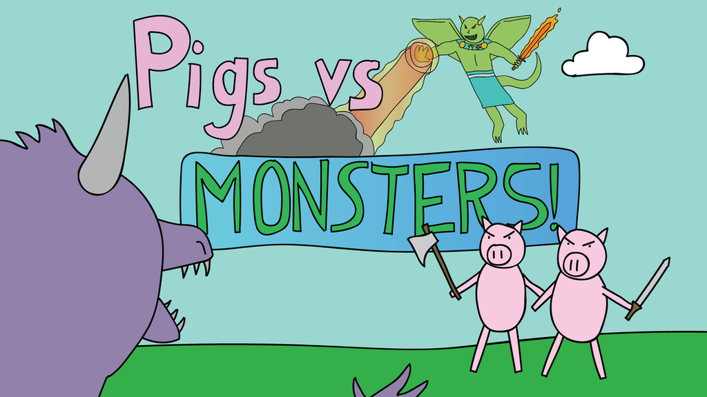 Pigs vs Monsters! project video thumbnail