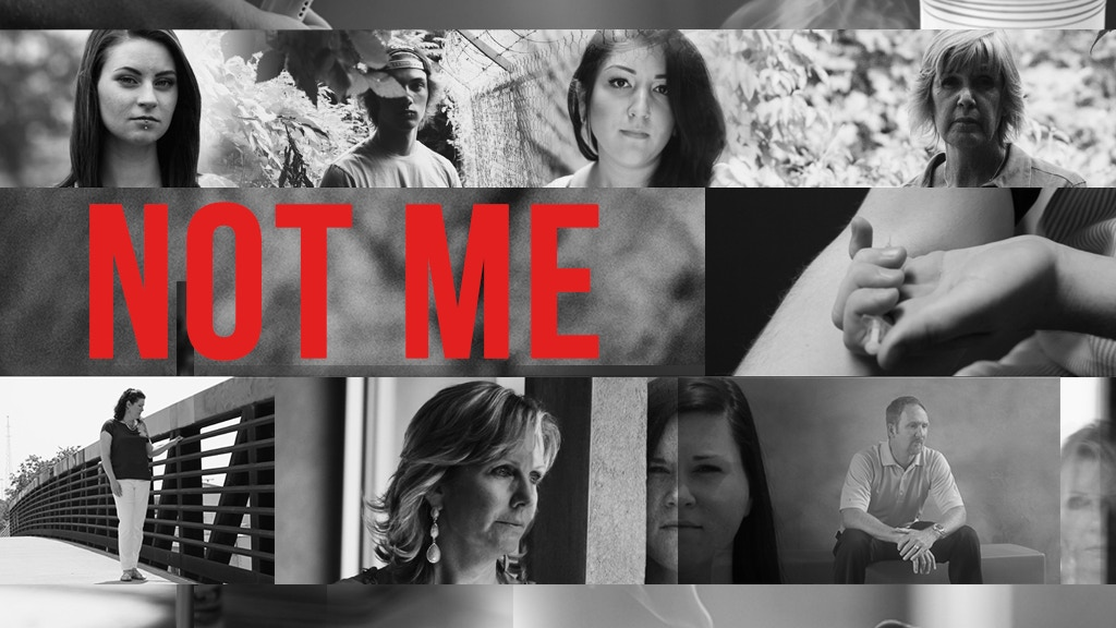 "Addiction / Denial Documentary ""Not Me"" project video thumbnail"