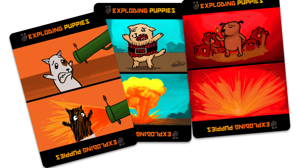 Exploding Puppies project video thumbnail