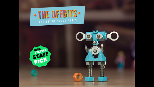 Spare Parts Mail: The Art Of Spare Parts By The OFFBITS