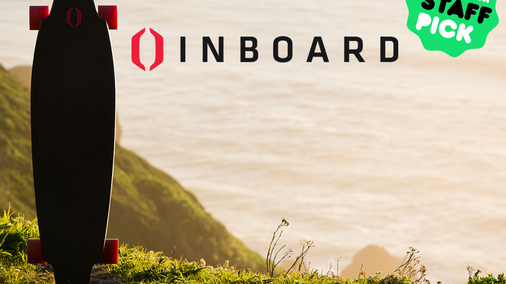 Inboard: World's First Skateboard with In-wheel Motors project video thumbnail