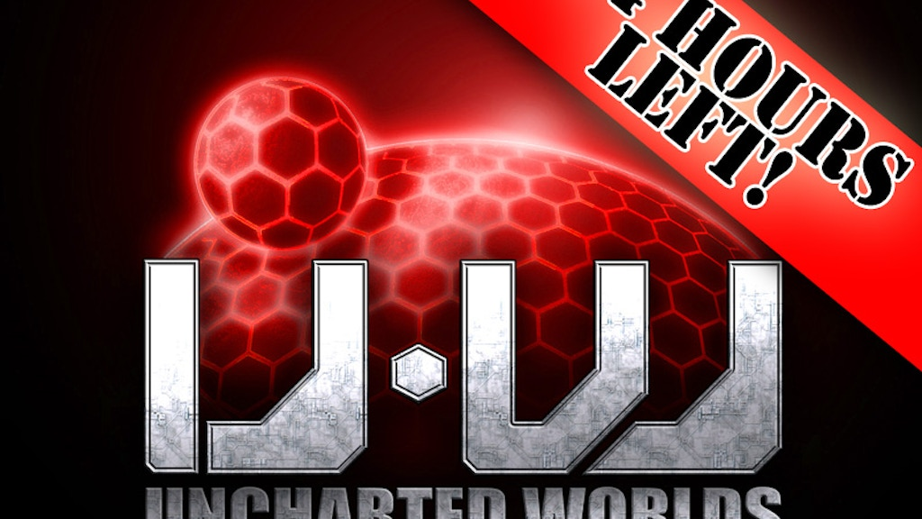 Uncharted Worlds: A Space Opera Roleplaying Game project video thumbnail