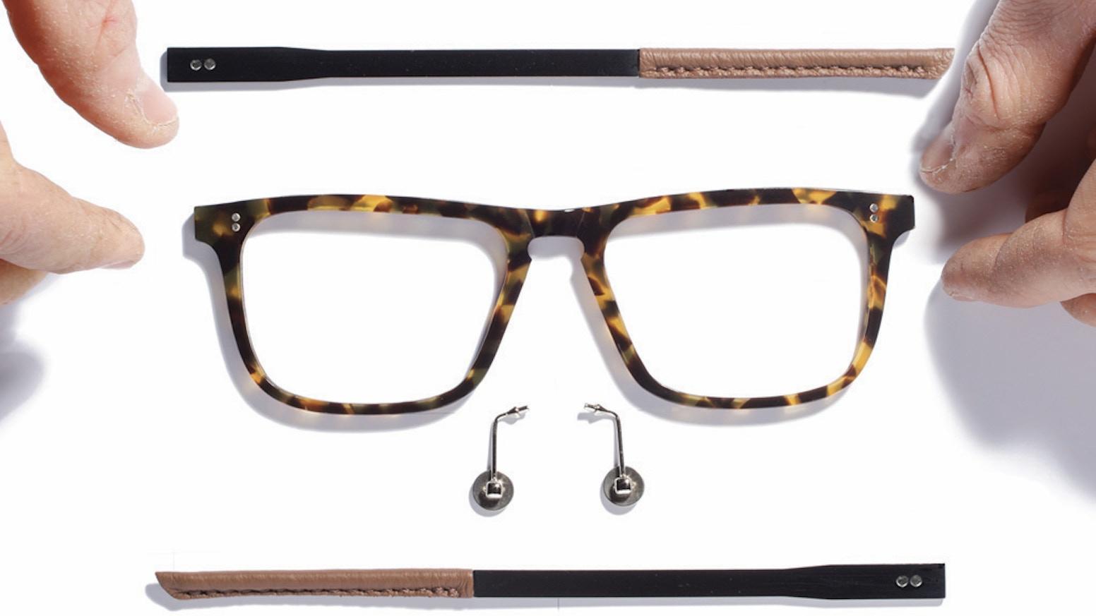 Create Your Own Eyewear By Banton Frameworks Kickstarter