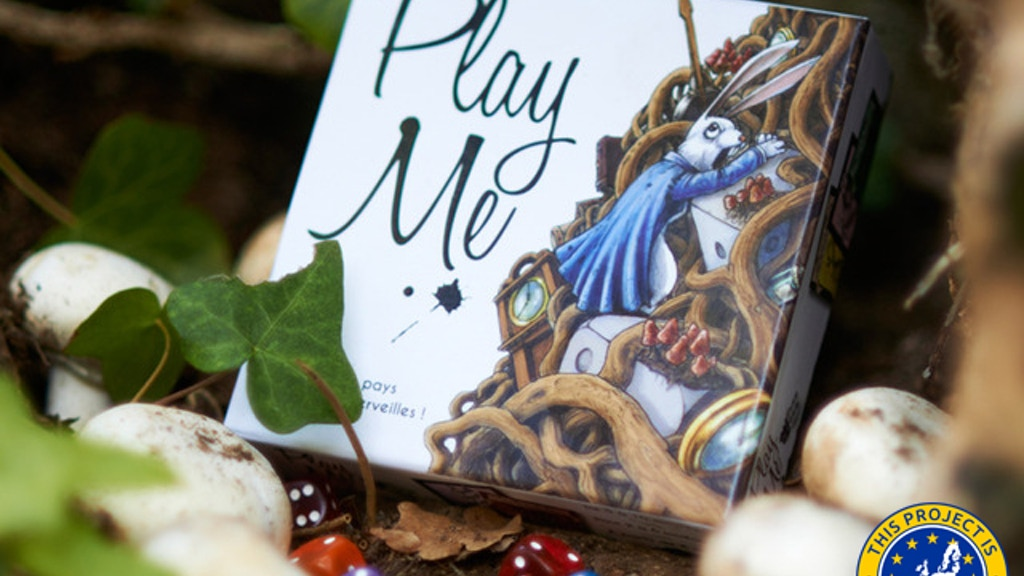 PlayMe : Alice in Wonderdice project video thumbnail