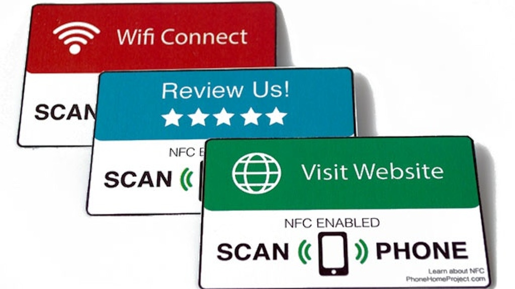 NFC Business Cards: Customized, Convenient, & Communicative project video thumbnail