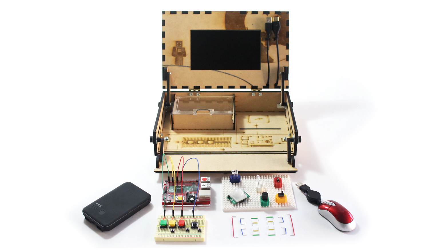 Piper Computer Kit By Kickstarter Electronic Circuit Kits Australia A Raspberry Pi For Anyone To Create And Invent With Technology Build Electronics