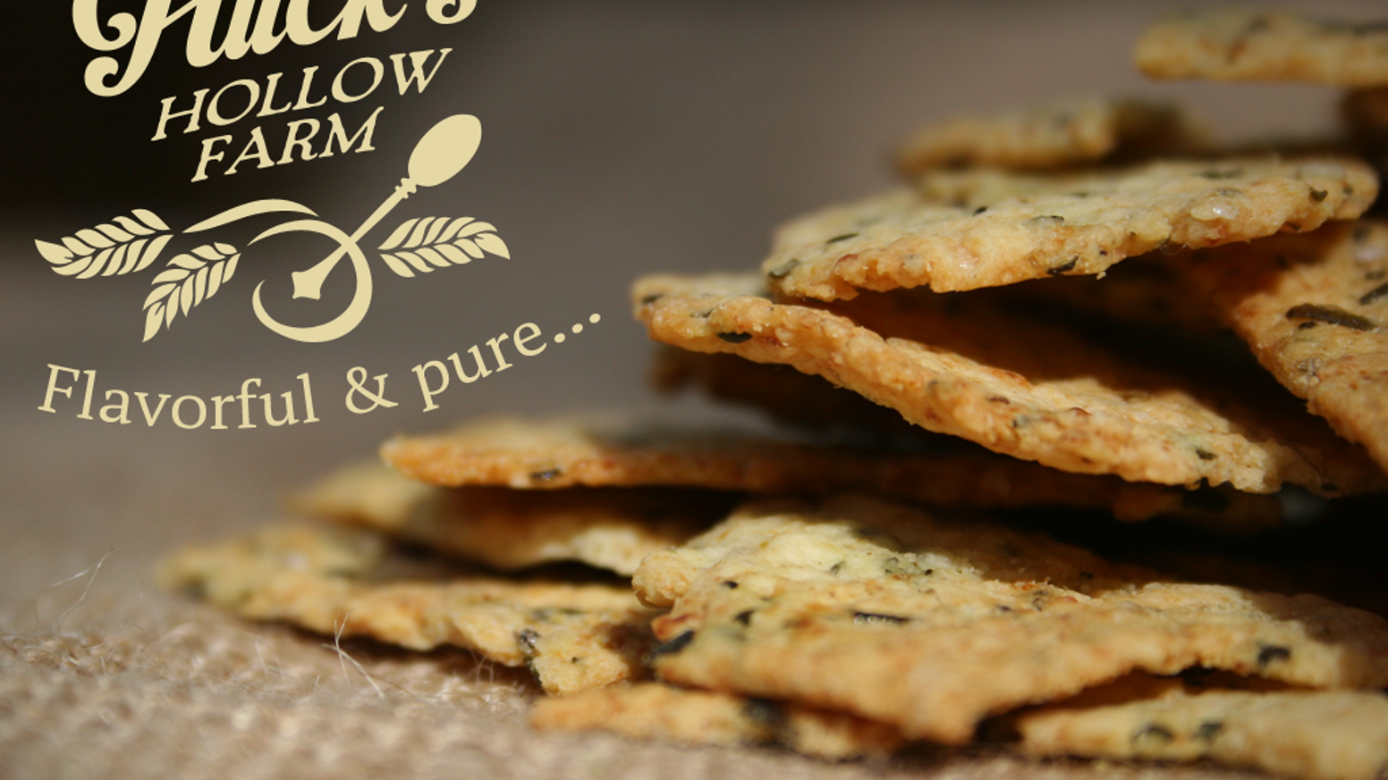 Help us go NATIONAL and you will have access to the BEST TASTING, GLUTEN FREE, VEGAN crackers with ZERO PLASTIC packaging.