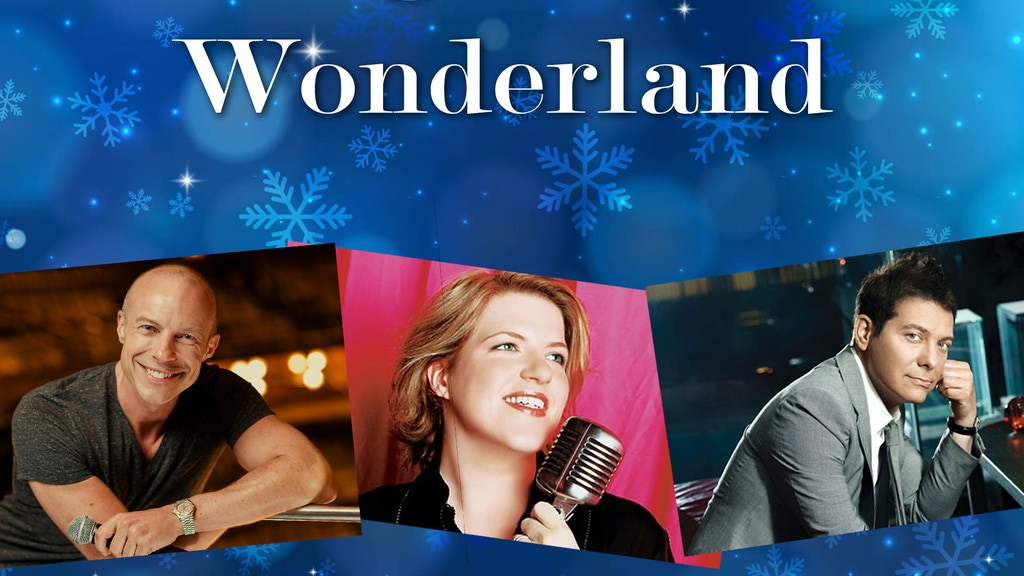Gary Williams and his Big Band Wonderland Christmas Album project video thumbnail